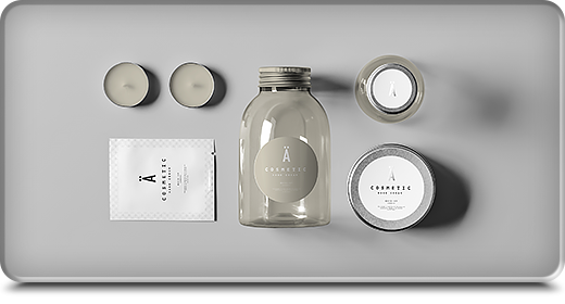 Package – Beauty Mock-ups