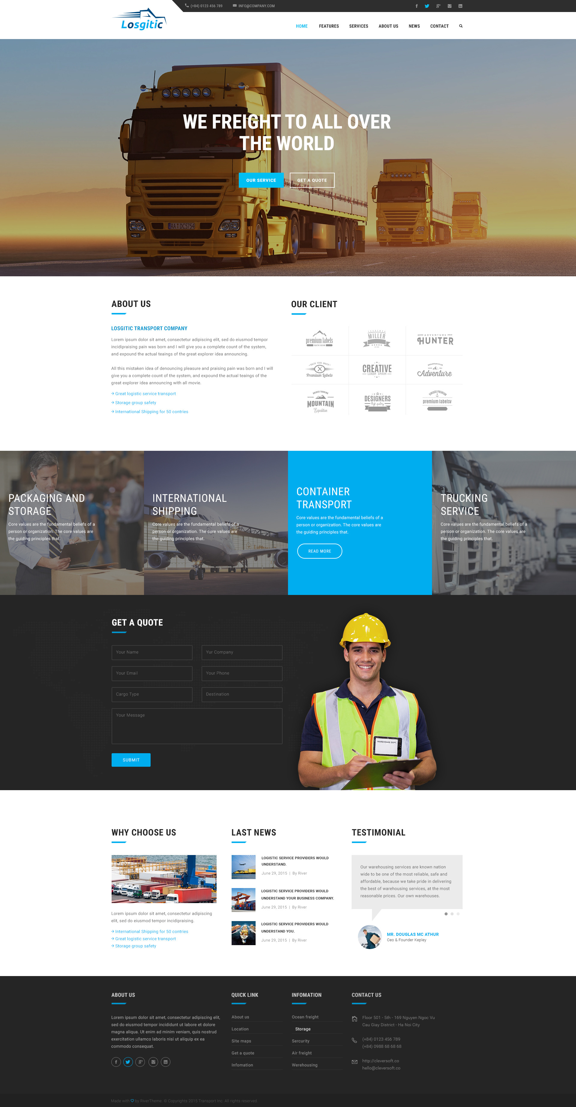 Lovely 1 Hexagon Template Big 1 Year Experienced Software Developer Resume Sample Flat 10 Business Card Template 10 Half Hexagon Template Youthful 100 Free Resume Builder Dark15 Year Old Resume Example Logistic   Warehouse \u0026 Transport PSD Template By CleverSoft ..