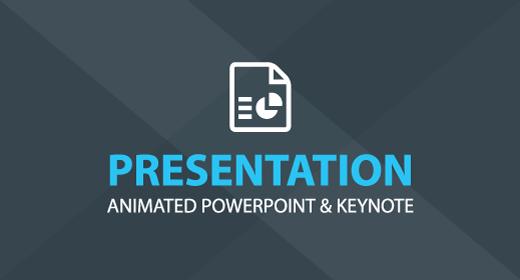 Powerpoint & Keynote Template