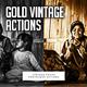 Gold Vintage Focus Actions