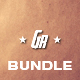 A4 Design Backgrounds Bundle