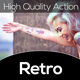 High Quality Retro Action