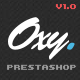 OXY - Multi-Purpose Responsive PrestaShop Theme - ThemeForest Item for Sale