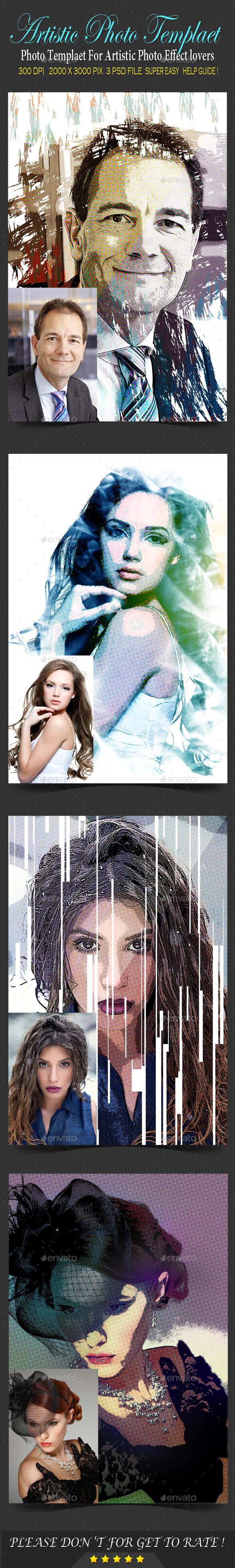 Artistic Photo  Templates (Artistic)