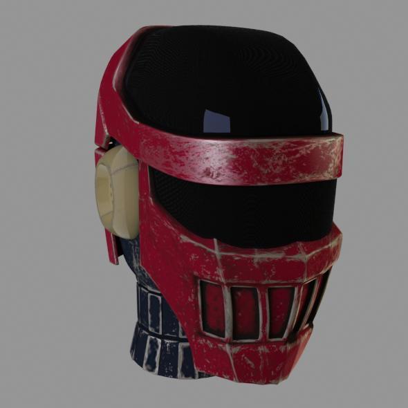 robo head - 3DOcean Item for Sale