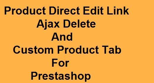 Prestashop Module For Product