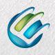 Letter E 3D Logo Template