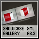 SHOWCASE GALLERY - AS3 / XML  - ActiveDen Item for Sale
