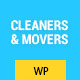 Max Cleaners & Movers - WP theme - ThemeForest Item for Sale