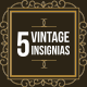 5 Featured Vintage Insignias