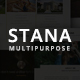 STANA - Multipurpose Template - ThemeForest Item for Sale