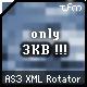 AS3.0 XML UltraLight SlideRotator - ActiveDen Item for Sale
