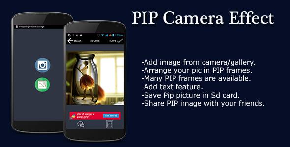 PIP Camera Effect