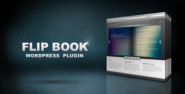 Flip Book WordPress Plugin - CodeCanyon Item for Sale