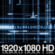 2 Digital Data Stream Matrix Effect Videos - LOOP - VideoHive Item for Sale
