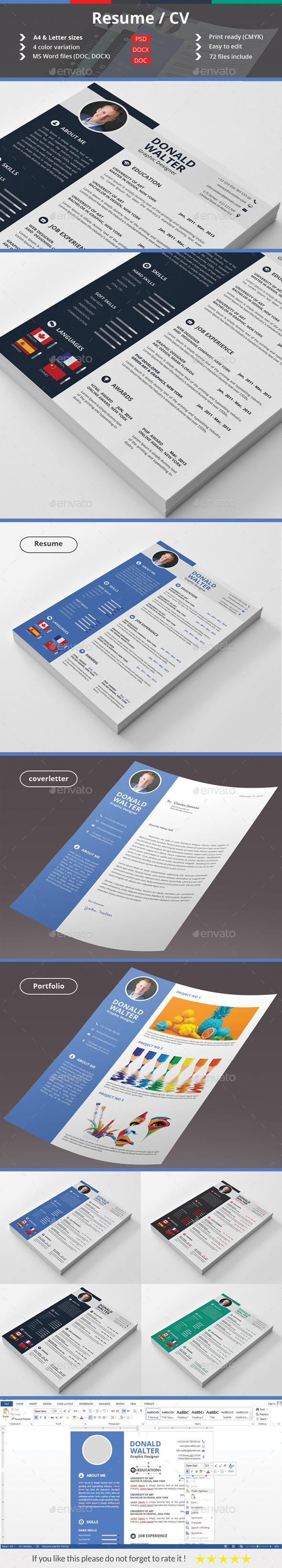 Resume / CV