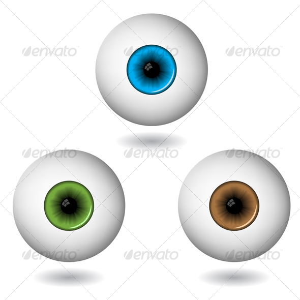 GraphicRiver colourful eyes 53384