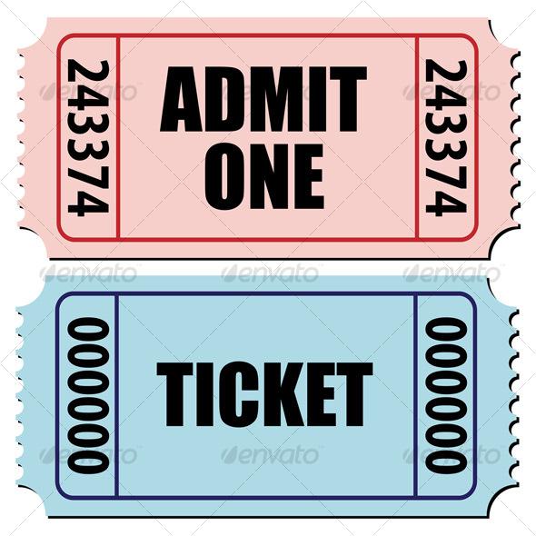 GraphicRiver Tickets 53389
