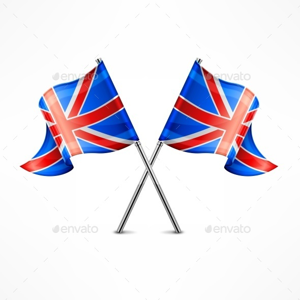 Two British Flag