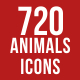 Animals & Insects Icons