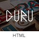 Guru – Multi Authors Magazine/Blog Template (Miscellaneous) Download