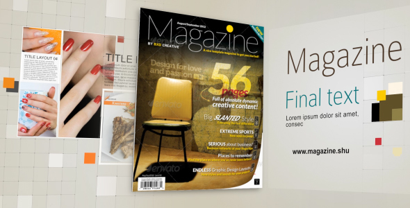 Download Magazine nulled download