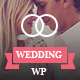 Wedding Day - Event WordPress Theme
