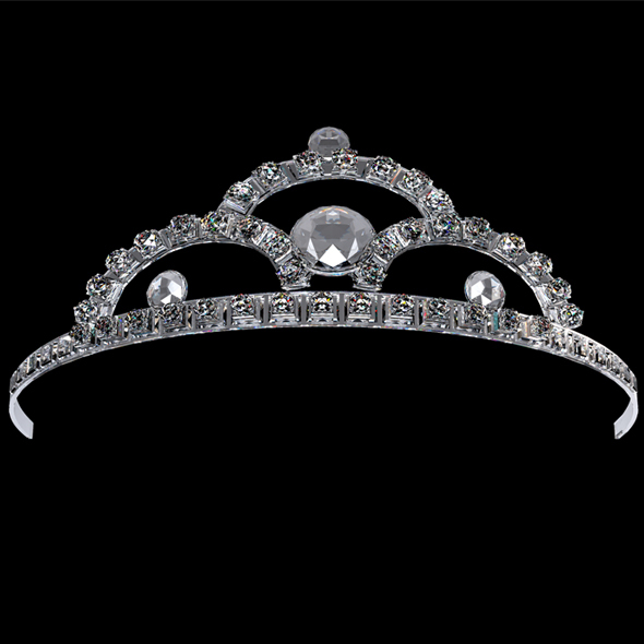 Tiara - 3DOcean Item for Sale
