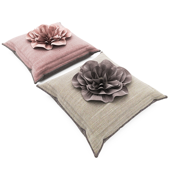 Pillows collection 97 - 3DOcean Item for Sale