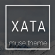 XATA-Creative Responsive Architecture Template - ThemeForest Item for Sale