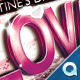 Lovable - Valentine's Poster Template   - GraphicRiver Item for Sale