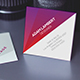 Realistic Cub Business Card Mockups