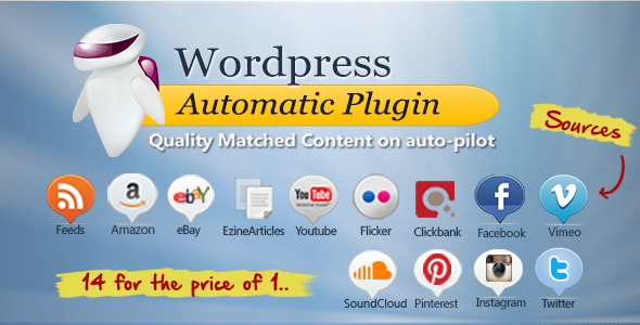 Download WordPress Automatic Plugin nulled download