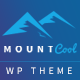 Mountcool - One Page Multipurpose WordPress Theme