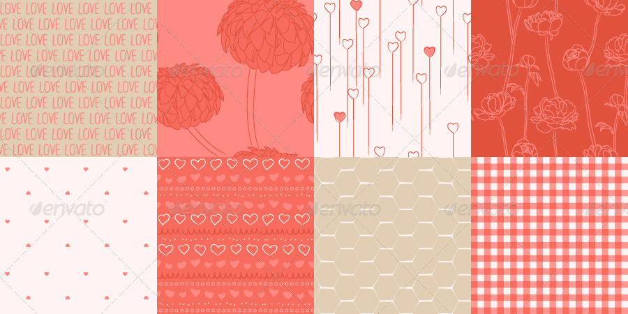 Valentine Tile Pack