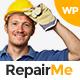 RepairMe - Construction & Renovation Theme