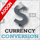 Real Estate Currency Conversion widget