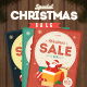 Christmas Sale Flyer-Graphicriver中文最全的素材分享平台