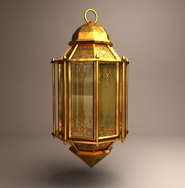 ramadan Lantern2 - 3DOcean Item for Sale