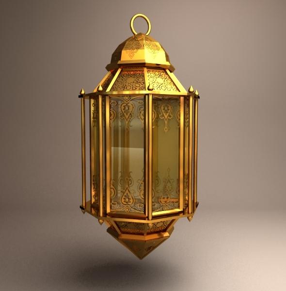 ramadan Lantern2 - 3DOcean Item for Sale