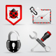 Melo Icon set. Website and Internet icon #3 - GraphicRiver Item for Sale