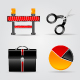 Melo Icon set. Website and Internet icon #6 - GraphicRiver Item for Sale