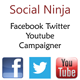 Social Ninja - Facebook Twitter Youtube Campaigner - CodeCanyon Item for Sale