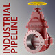 Industrial Pipeline Set // Valve and Pipe Sections
