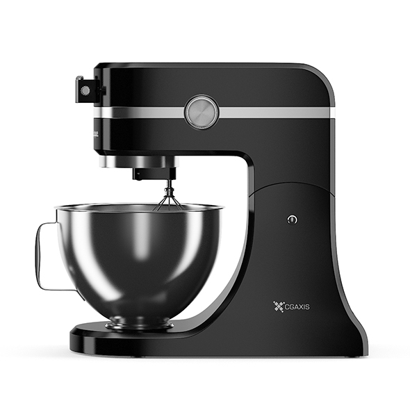 Stationary Electric Mixer - 3DOcean Item for Sale
