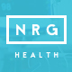 NRGhealth - Trendy Medical & Healthcare Template