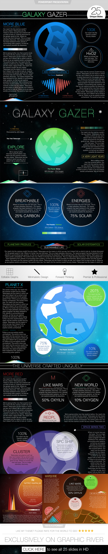 Galaxy Gazer PowerPoint Presentation (PowerPoint Templates)