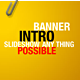 Flash Intro / Banner – Full Dynamic XML Driven - ActiveDen Item for Sale