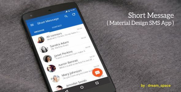 Short Message - Android SMS App
