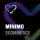 Minimo - Minimal WordPress WooCommerce Theme
